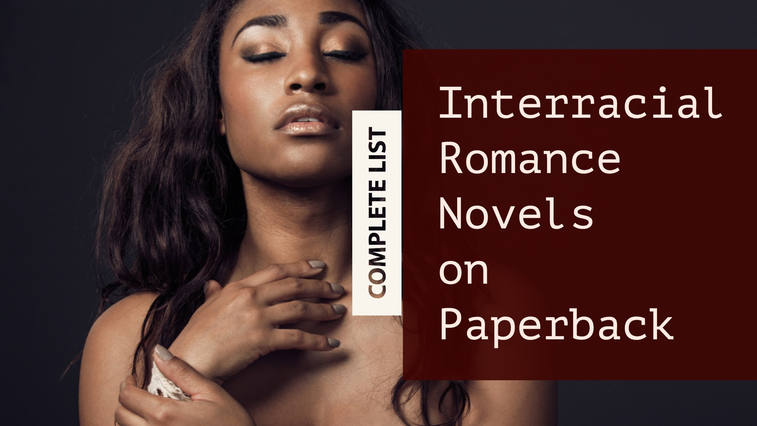 interracial romance novel paperback bwwm romance
