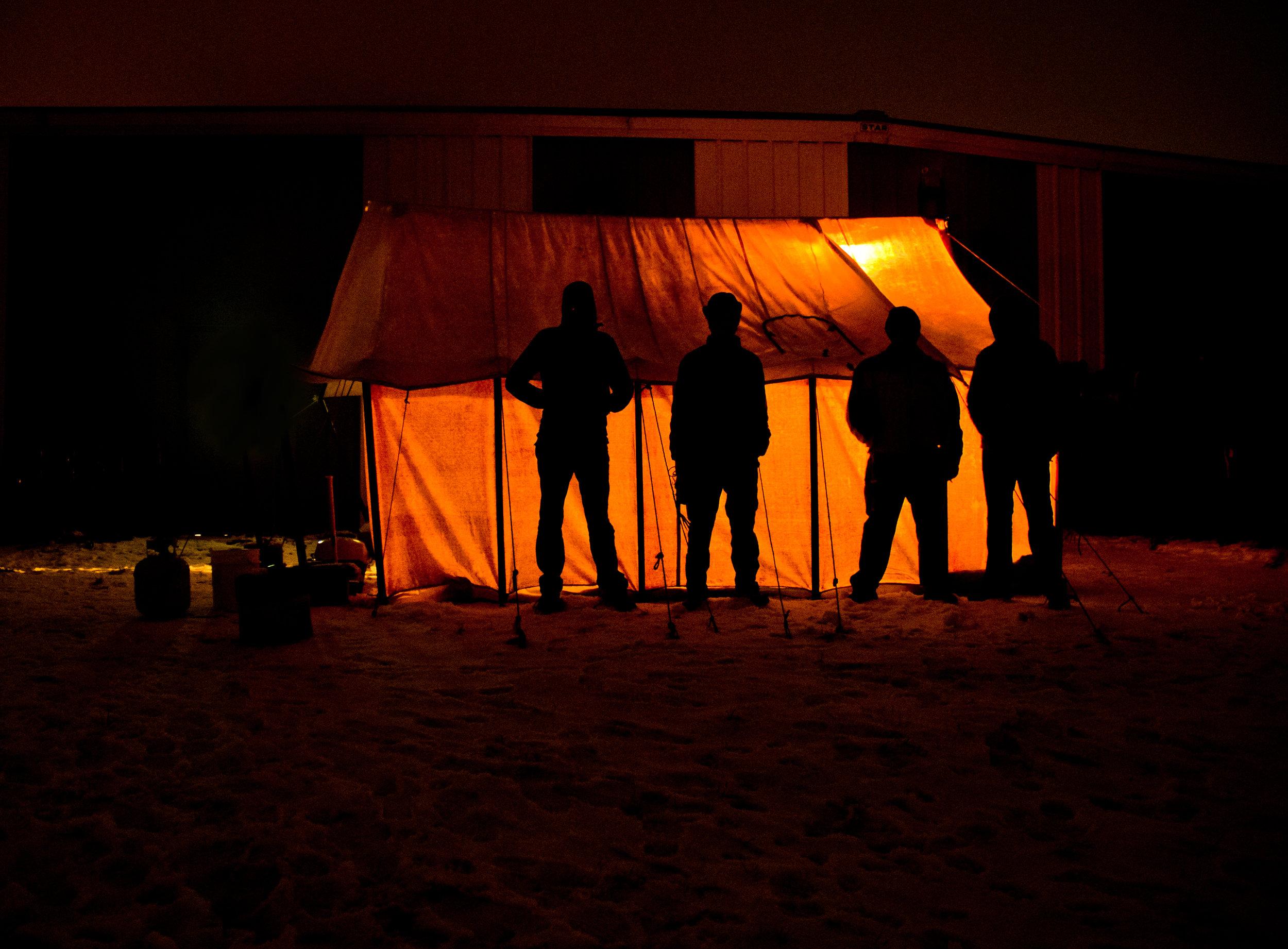 Base Camp Crew