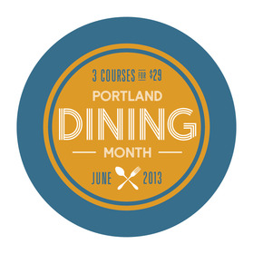 Photo by: Portland Dining Month