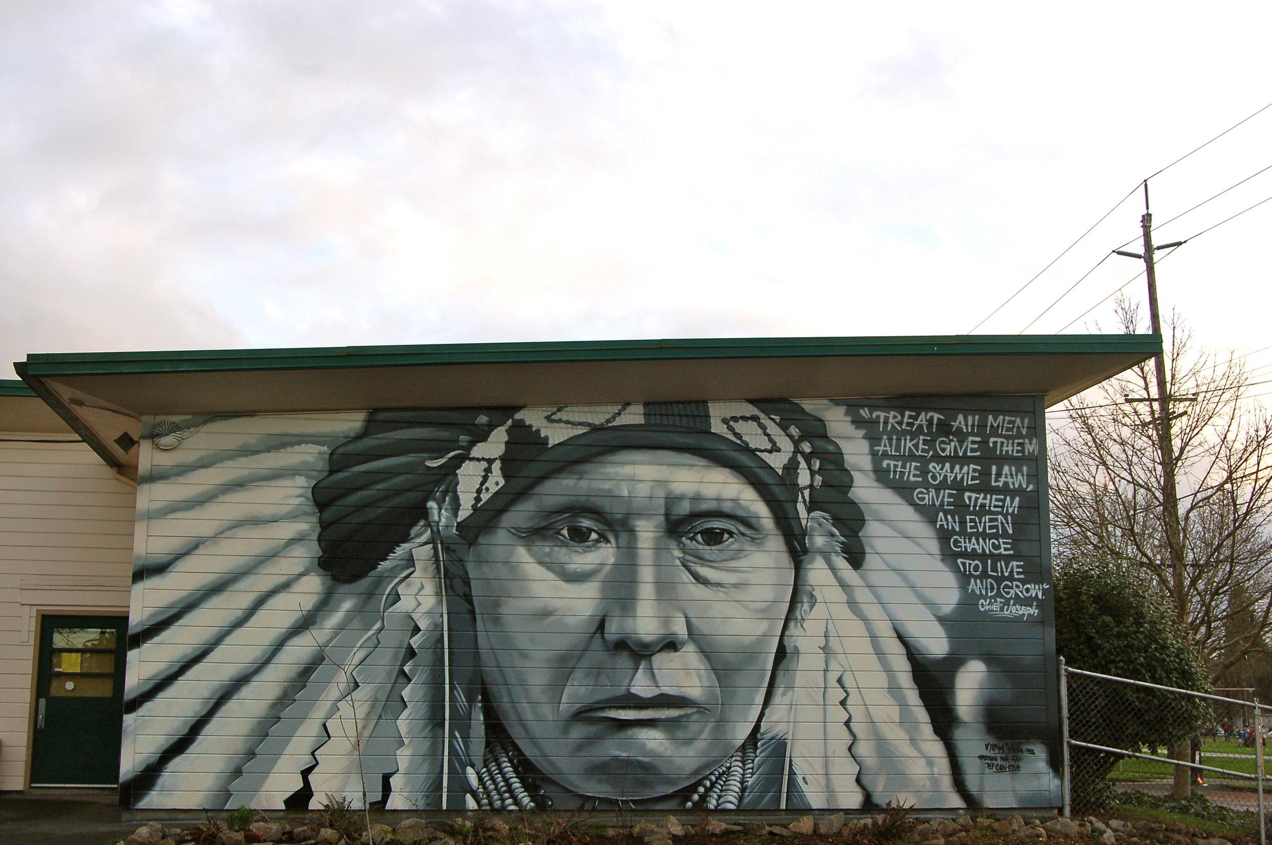 Chief Jospeh