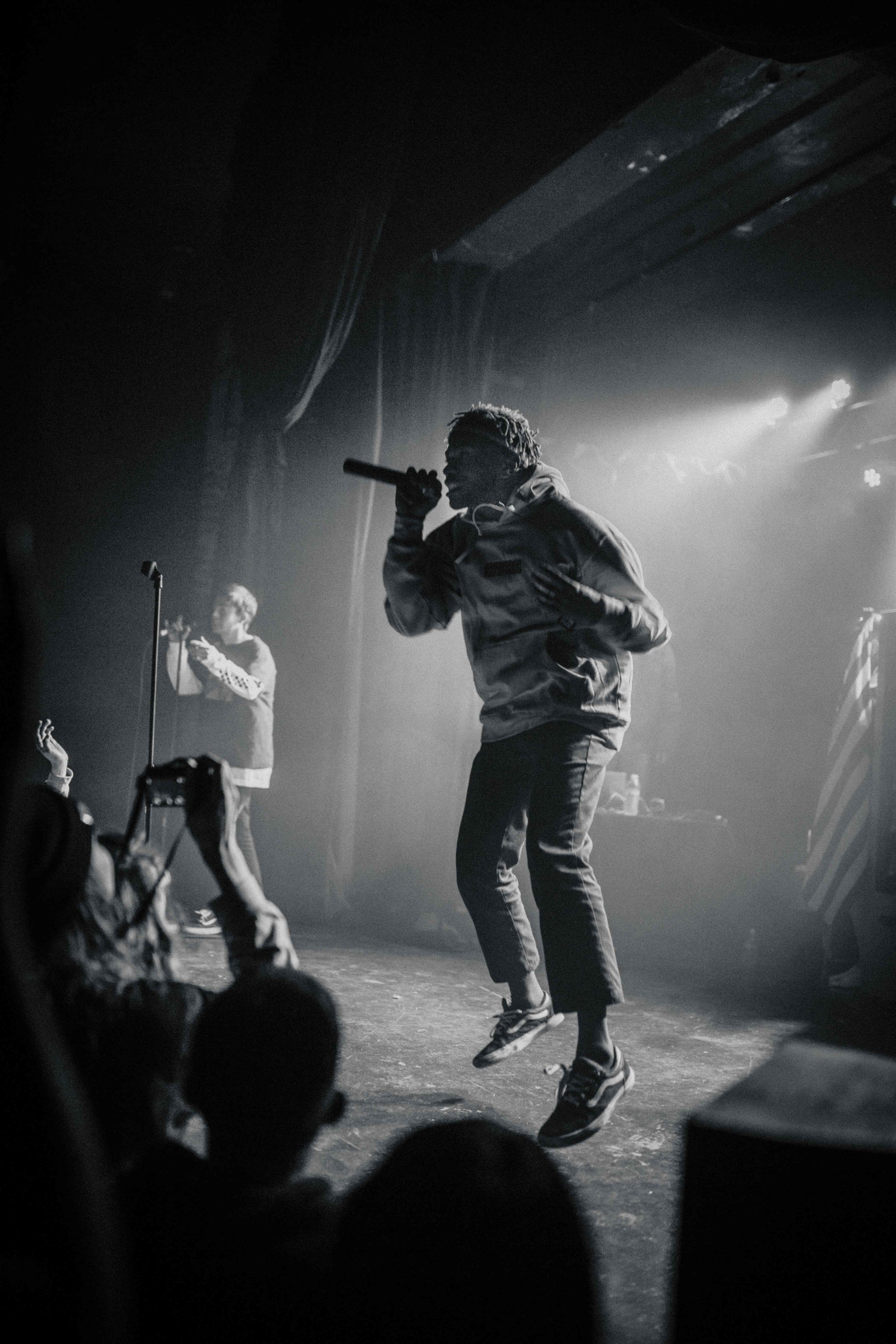 Kevin Abstract in Portland