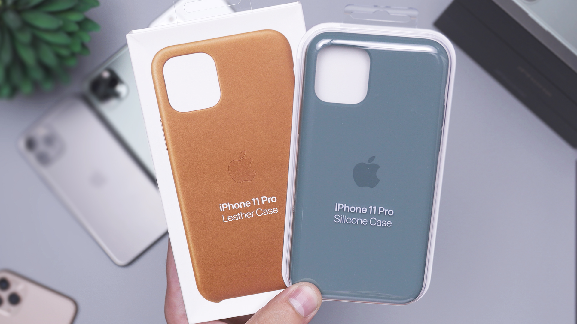 Are Apple S Iphone 11 Pro Silicone Leather Cases Worth It