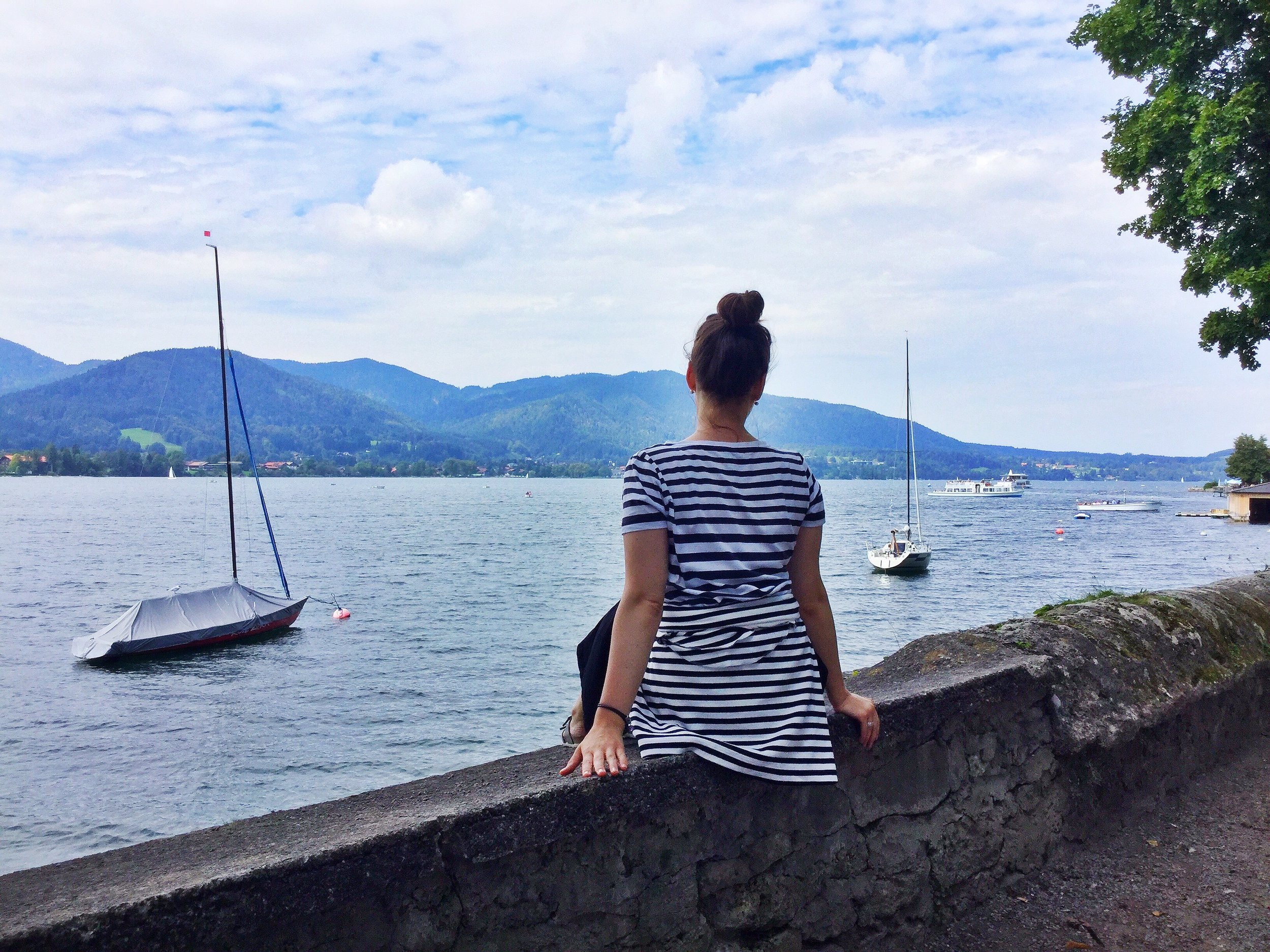 TRAVEL GUIDE TO TEGERNSEE You've never been to Tegernsee in Germany? Here is why you should see it...