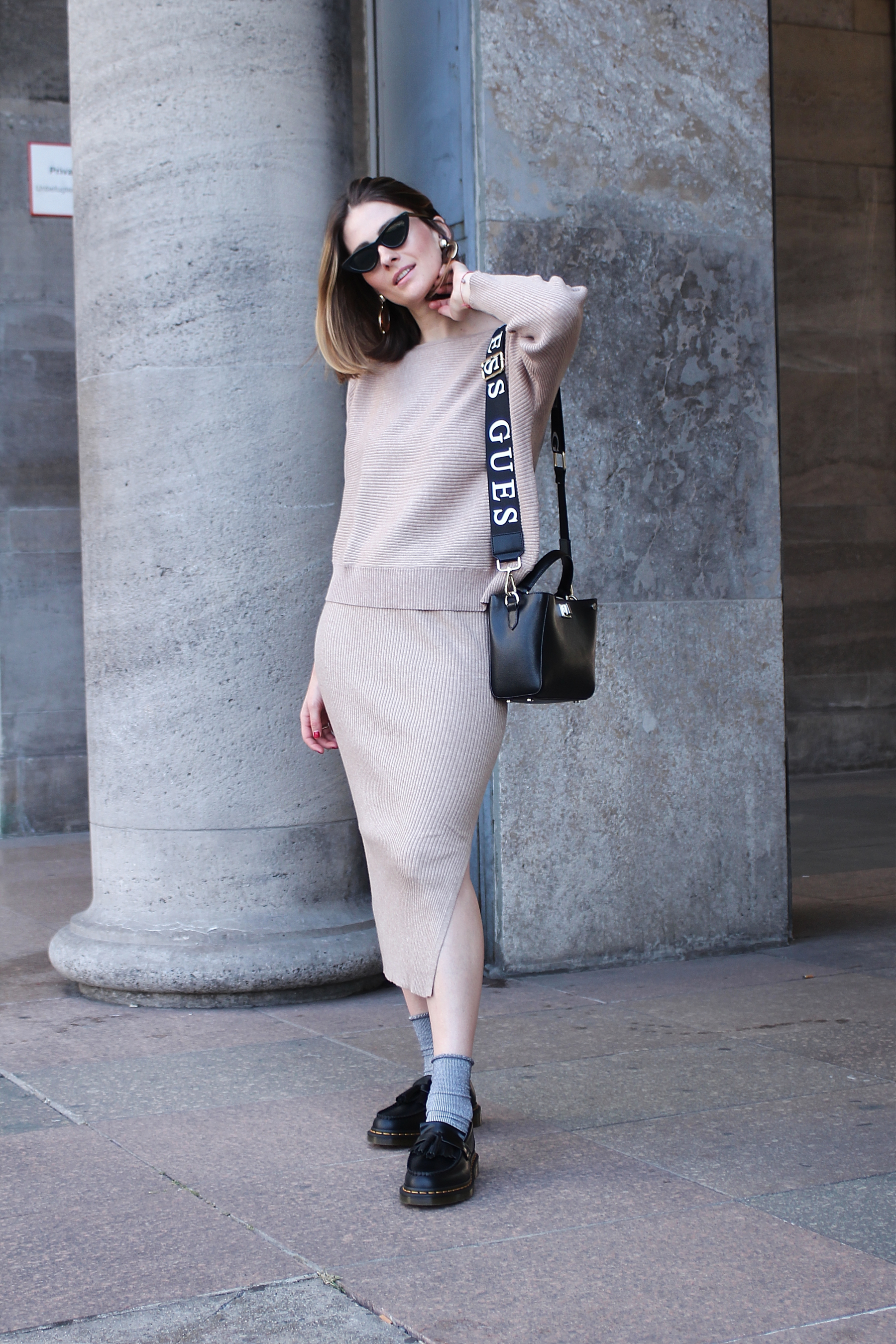 annaporter-fine-knits-mango-sweater-skirt-martens-loafers