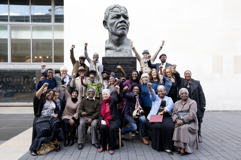 Southbank Centre's celebration of Nelson Mandela, The Long Walk to Freedom_18 Sept 2013_CREDIT Belinda Lawley & Southbank Centre_
