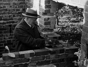 winston bricklaying