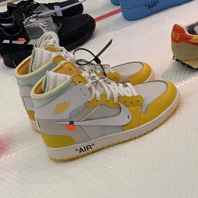 Unreleased Off-White, Shattered