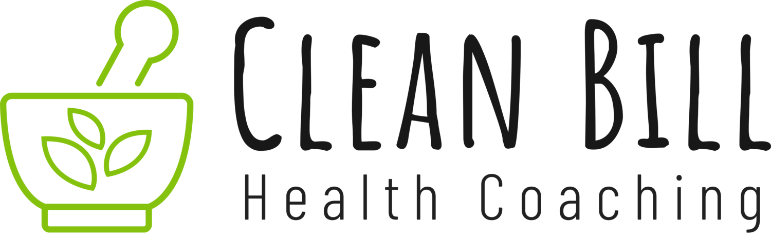Clean Bill Health Coaching