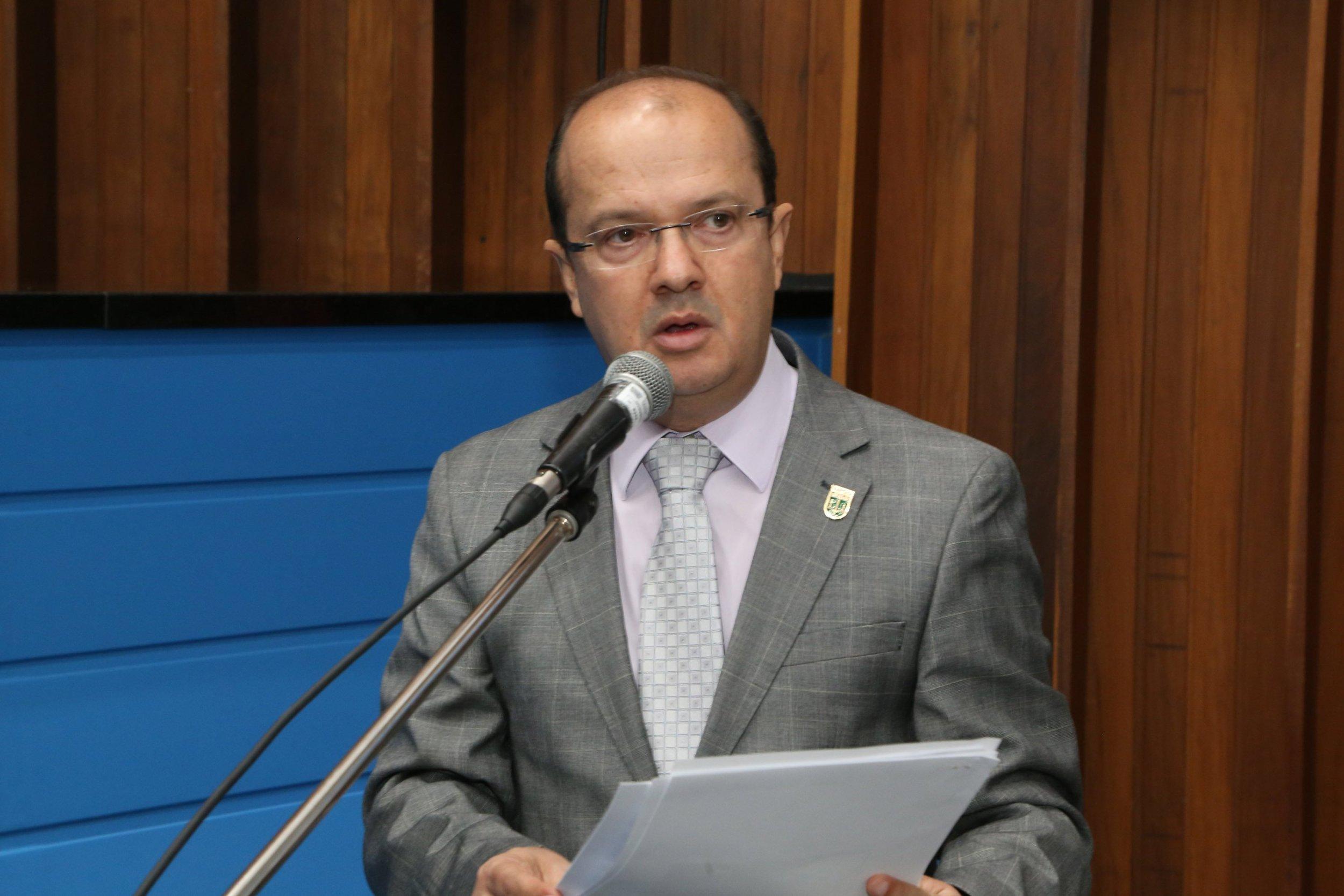Barbosinha critica fala de ministro Jungmann em Fórum sobre Segurança Pública. Foto: Victor Chileno