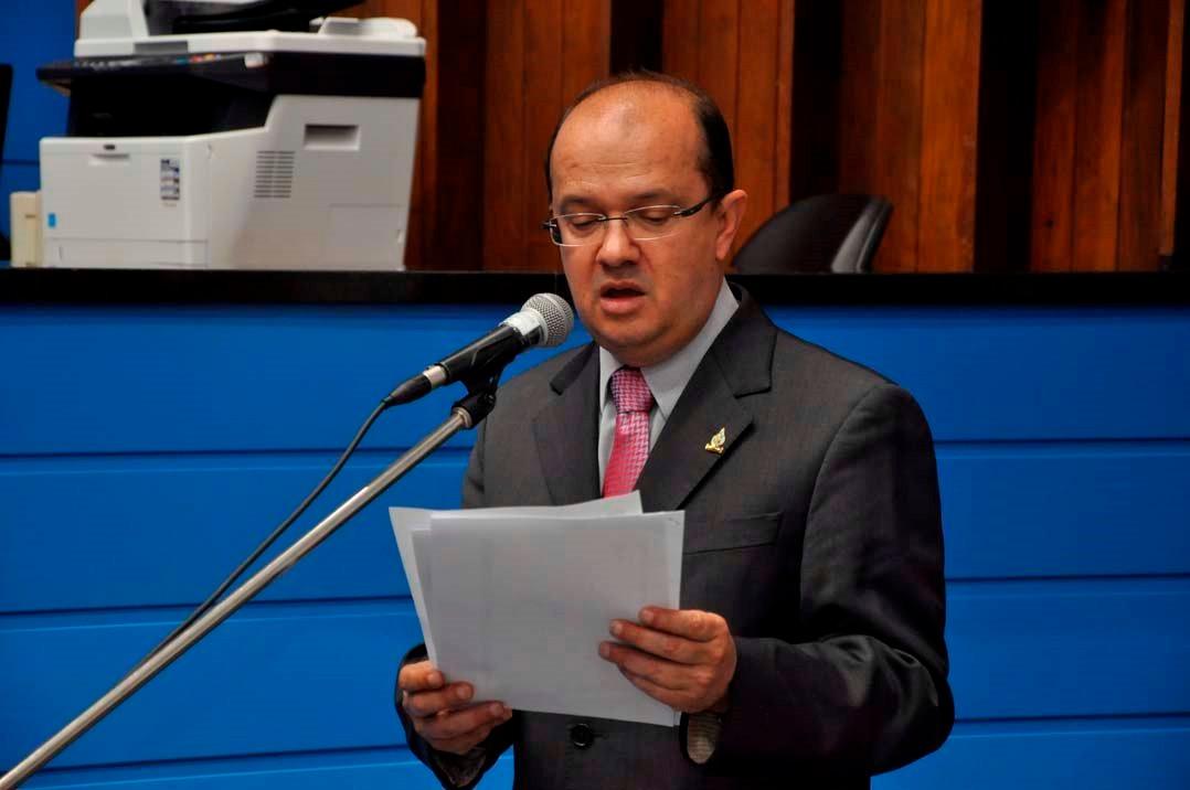 Atuante, deputado Barbosinha apresenta Indicações na Assembleia Legislativa. Foto: Luciana Nassar/ALMS