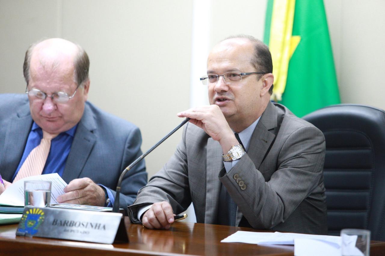 CCJR aprova tramitação que eleva a Comarca de Anastácio à Segunda Entrância. Foto: João Garrigó