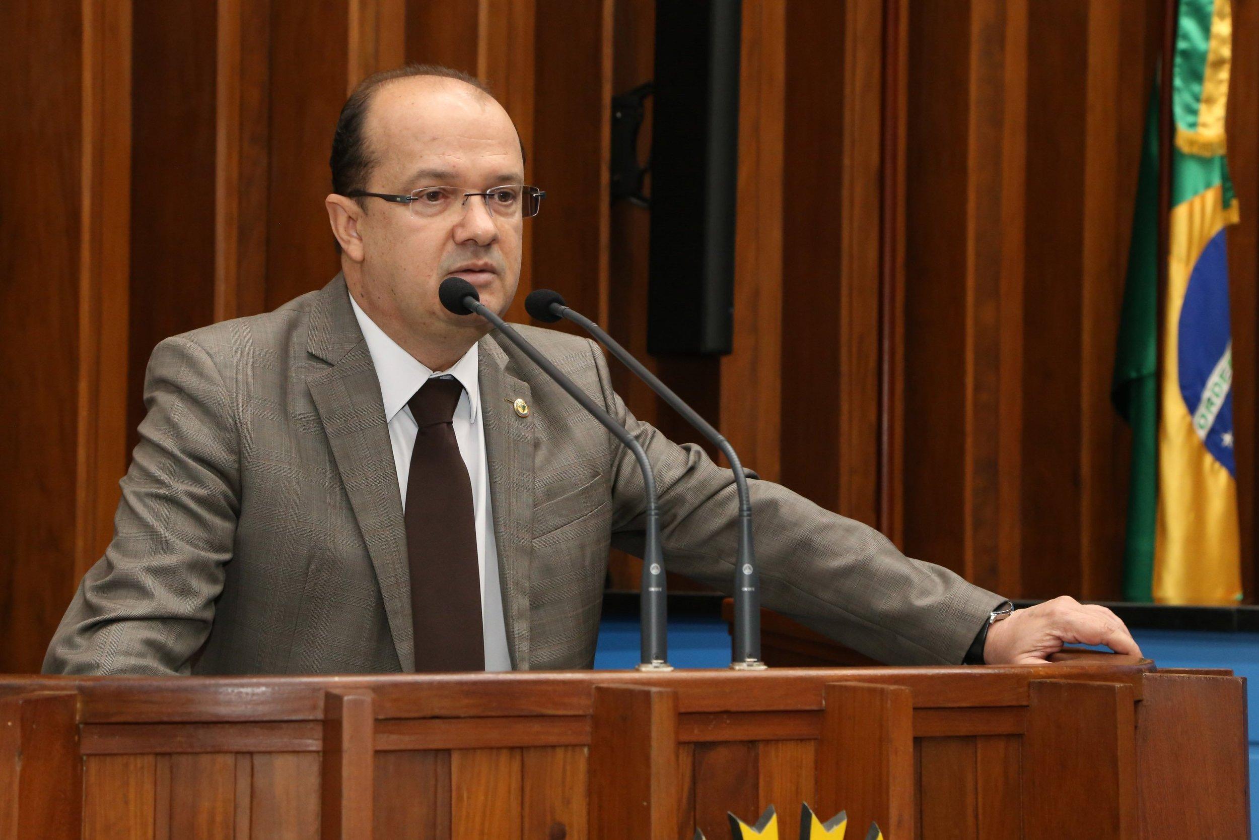Deputado defende a simplificação das regras tributárias atuaisFoto: Victor Chileno