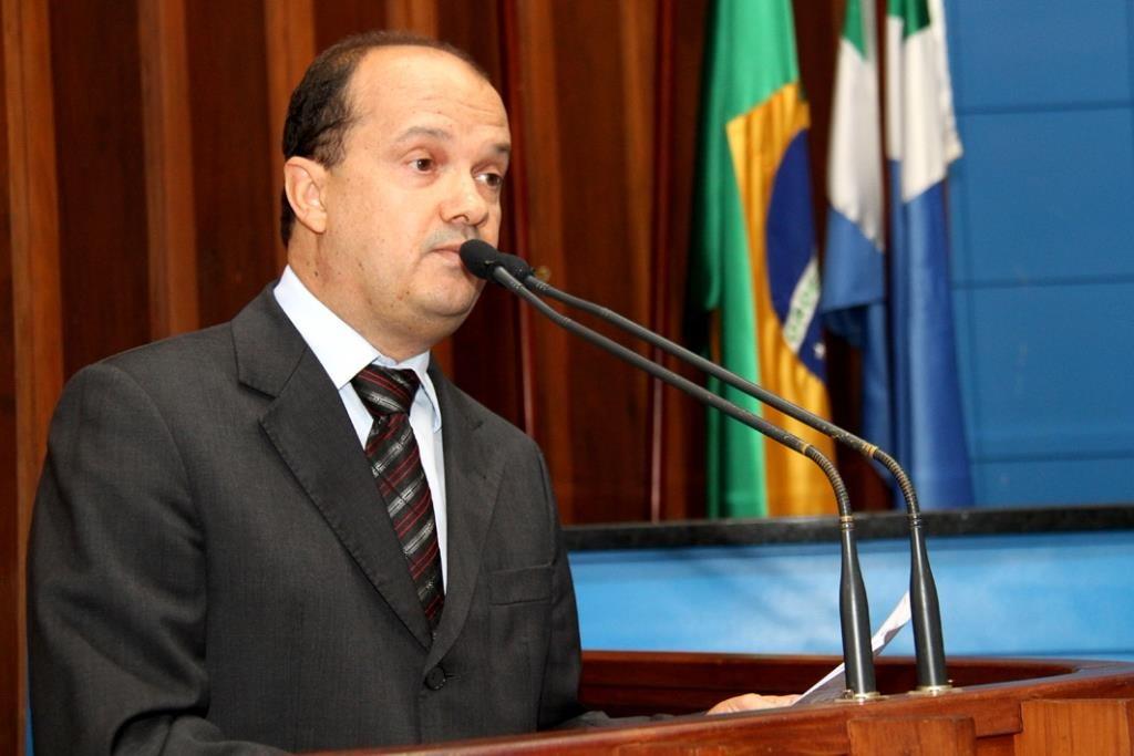 Segundo o parlamentar, dos 110 novos policiais civis nomeados, apenas dois foram para Dourados. Foto: Wagner Guimarães