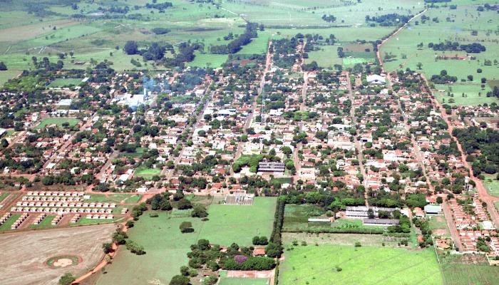 Cidade de Anaurilândia