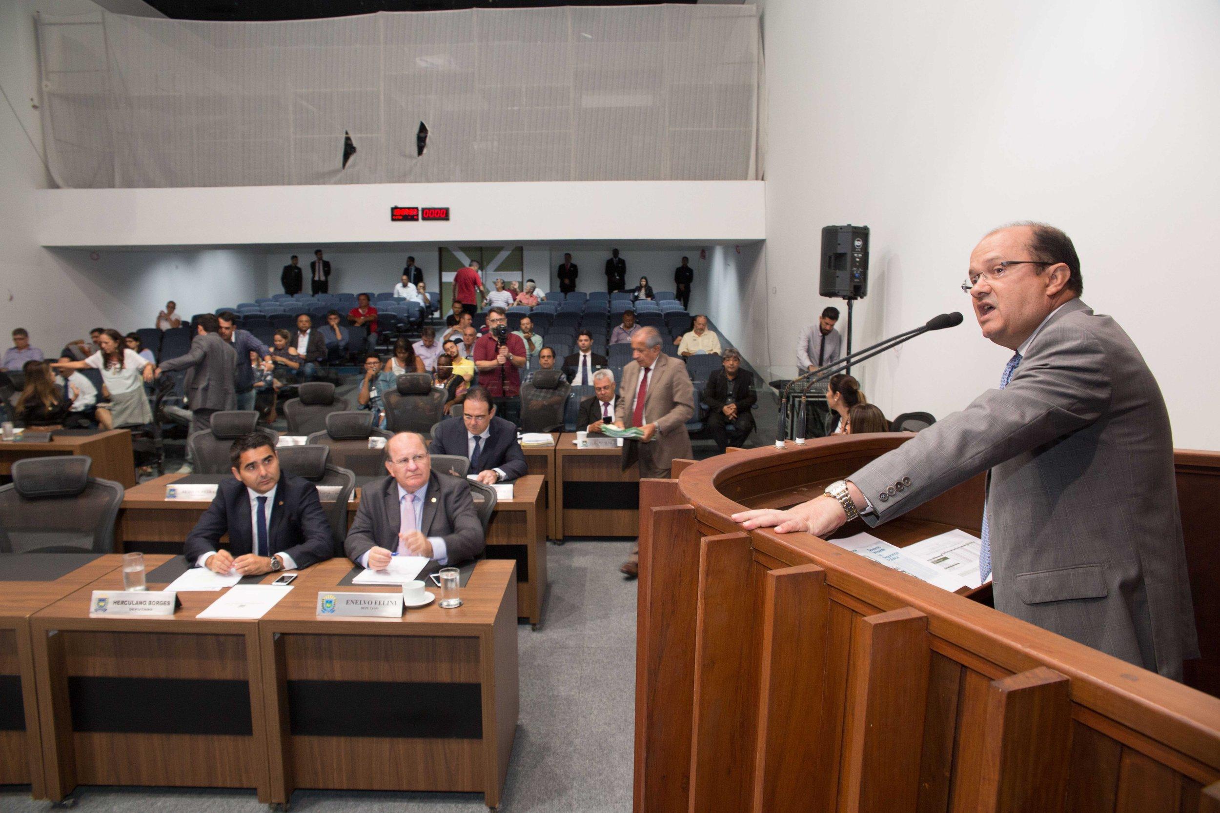 Deputados elogiaram trabalho das polícias de Mato Grosso do Sul