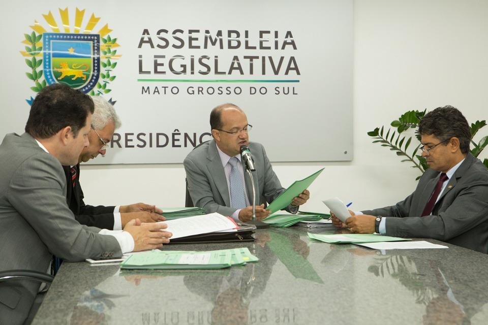Barbosinha foi eleito por unanimidade para comandar a Comissão de Constituição, Justiça e Redação da Assembleia Legislativa. Foto: João Garrigó