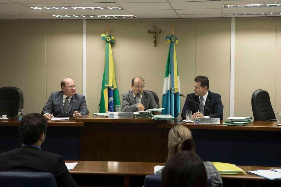 CCJR aprova reajustes salariais dos servidores do Estado e do Judiciário. Foto:João Garrigó