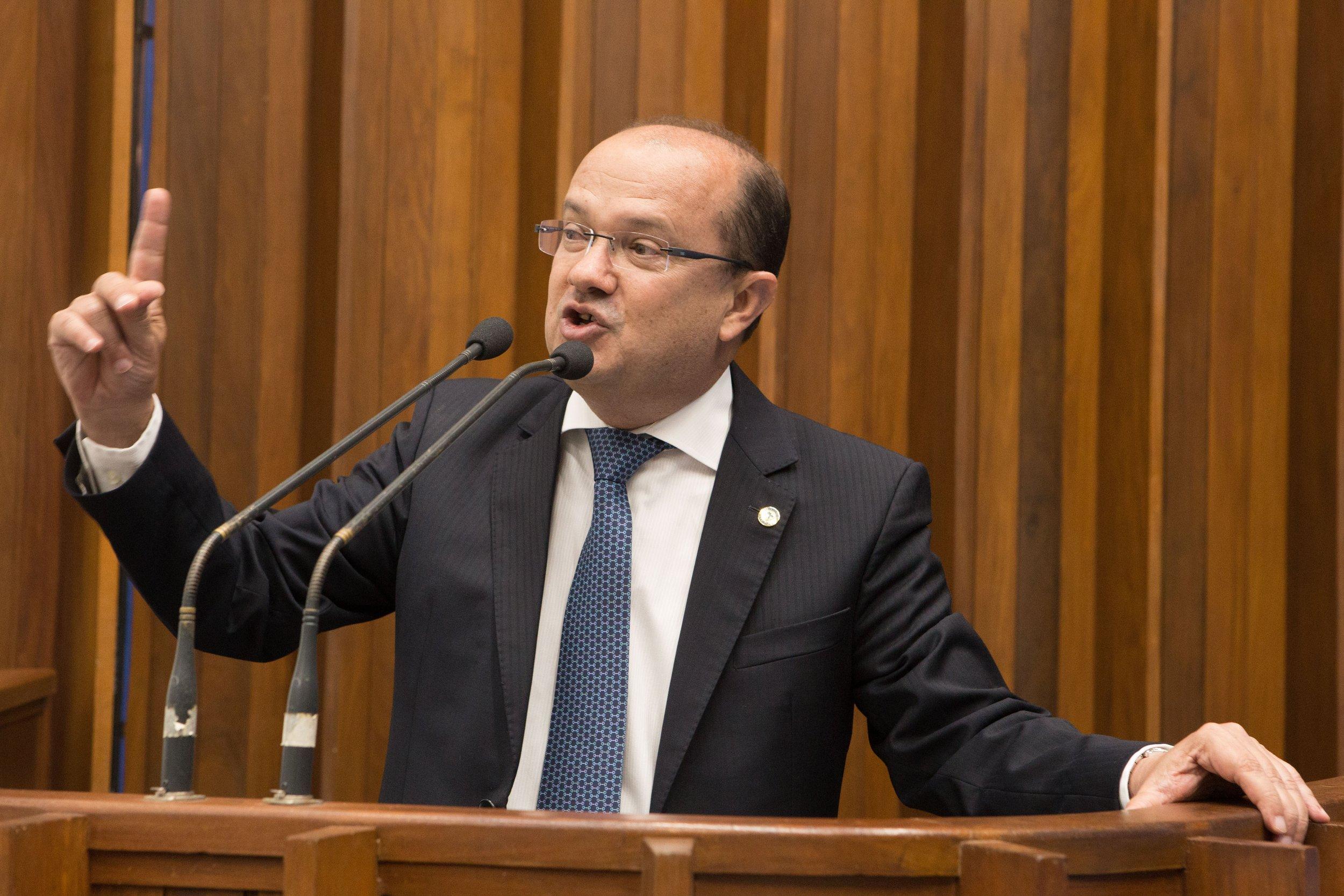 Barbosinha apresenta solicitações para Amambai e Naviraí