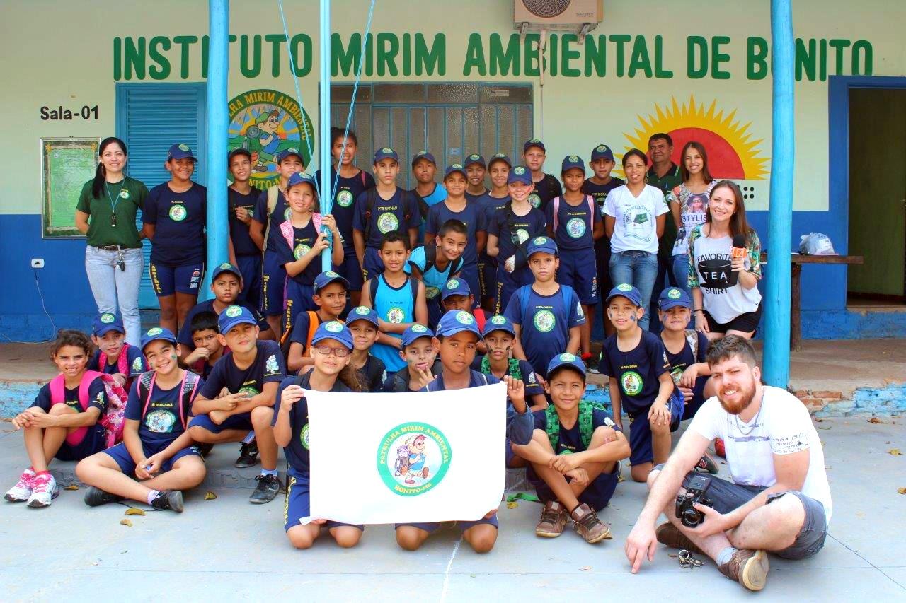 Instituto Mirim Ambiental de Bonito é declarado de utilidade pública estadual. Foto: Reprodução/Amabilices