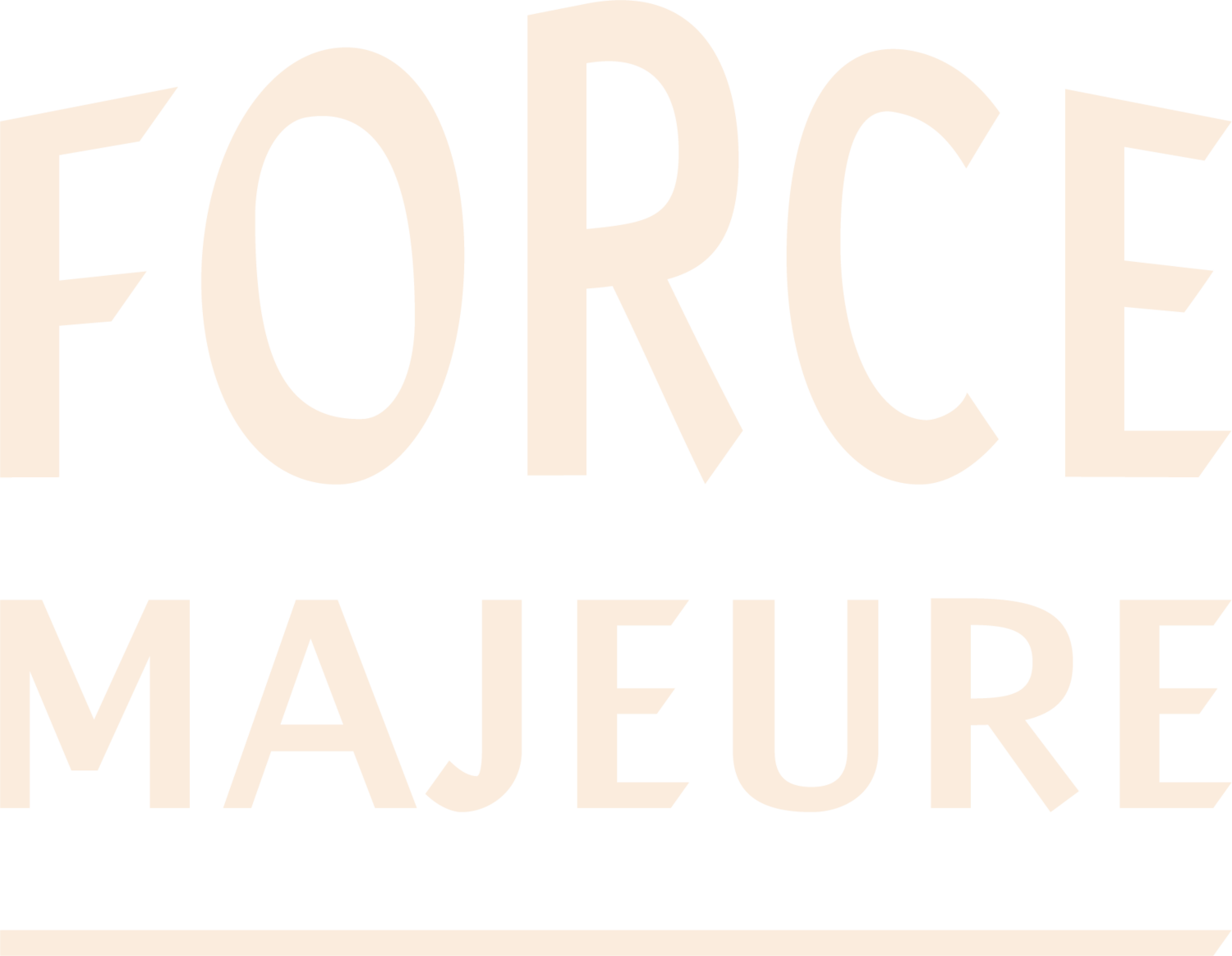 Force Majeure Brewery