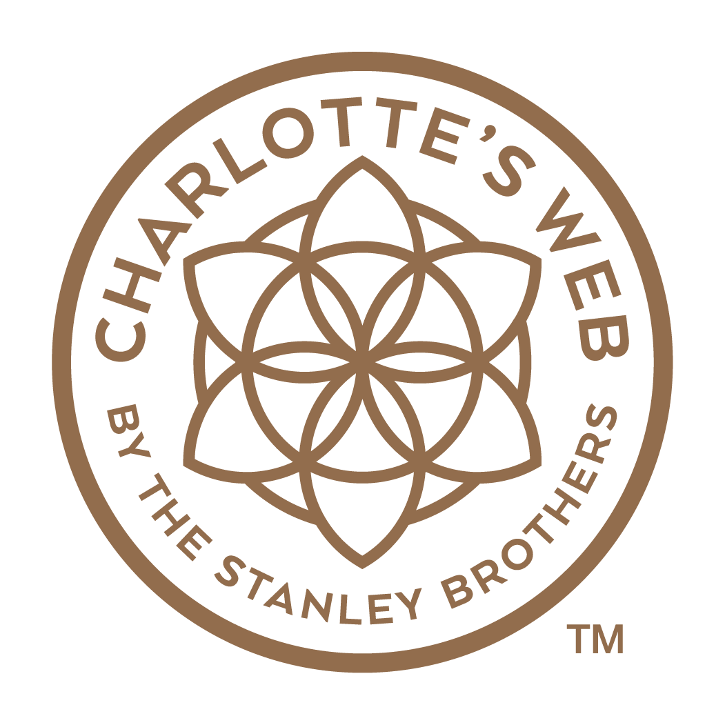Image result for charlottes web cannabis logo