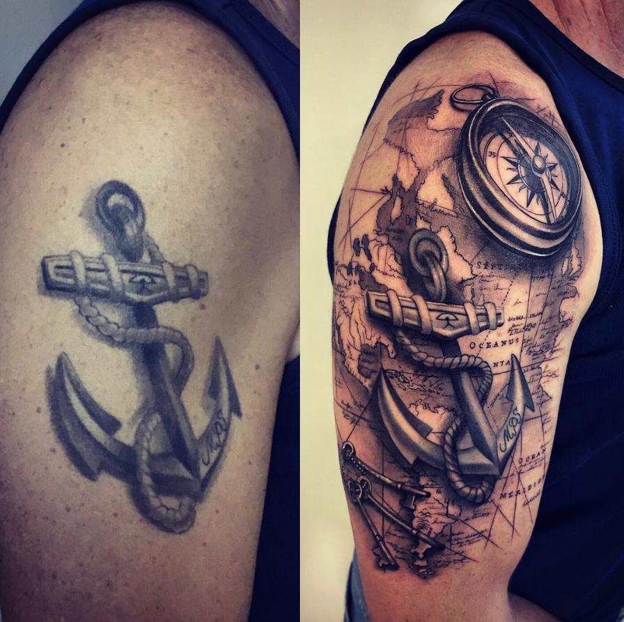 Cover Up Blog Bamboo Tattoo Studio