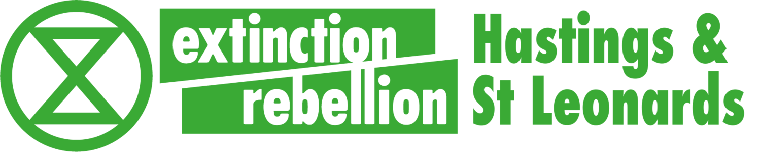 Extinction Rebellion Hastings & St Leonards
