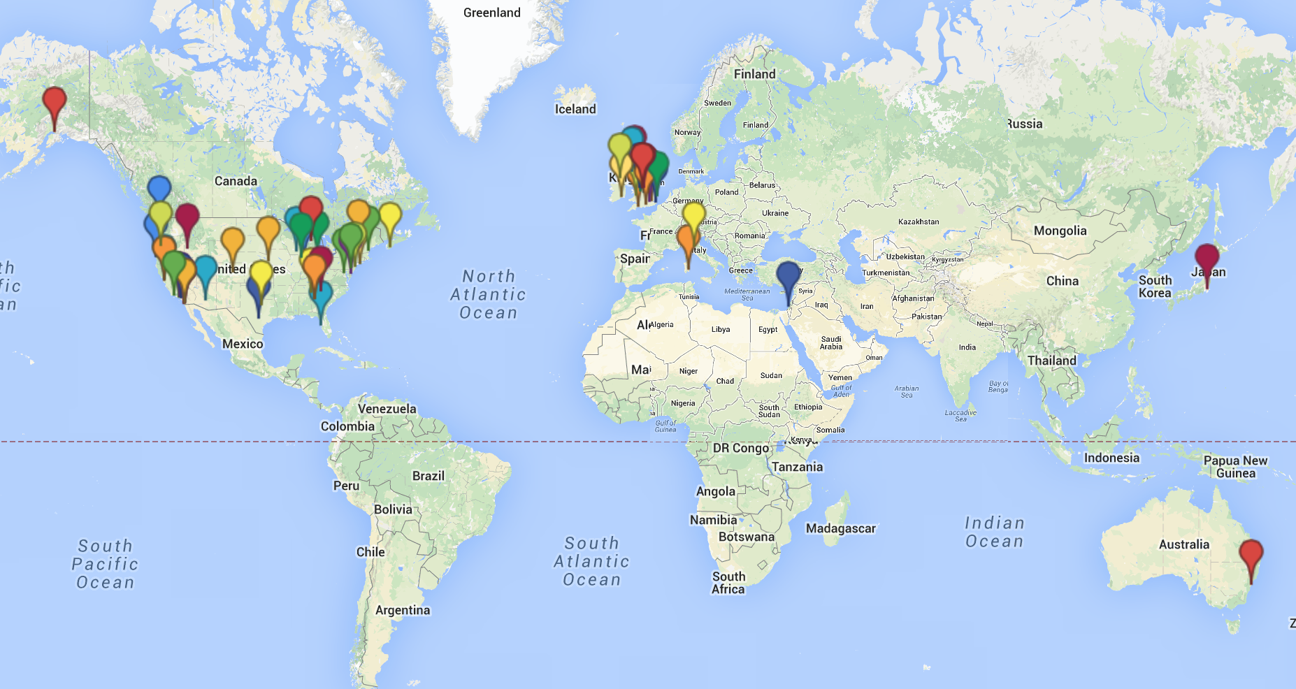 International Women's Collaboration Breweries