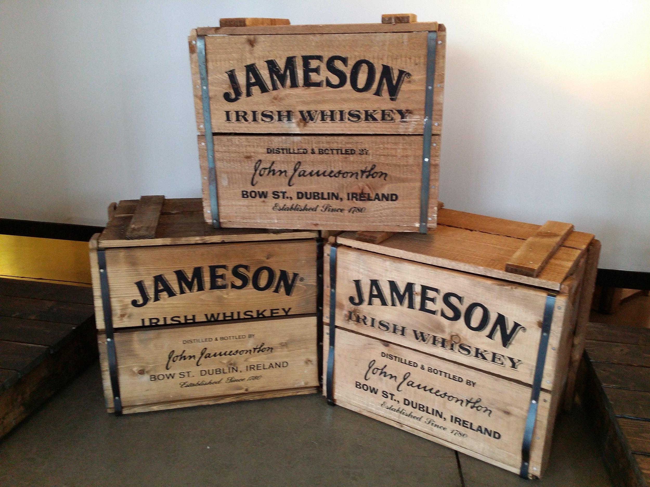 Jameson Crates