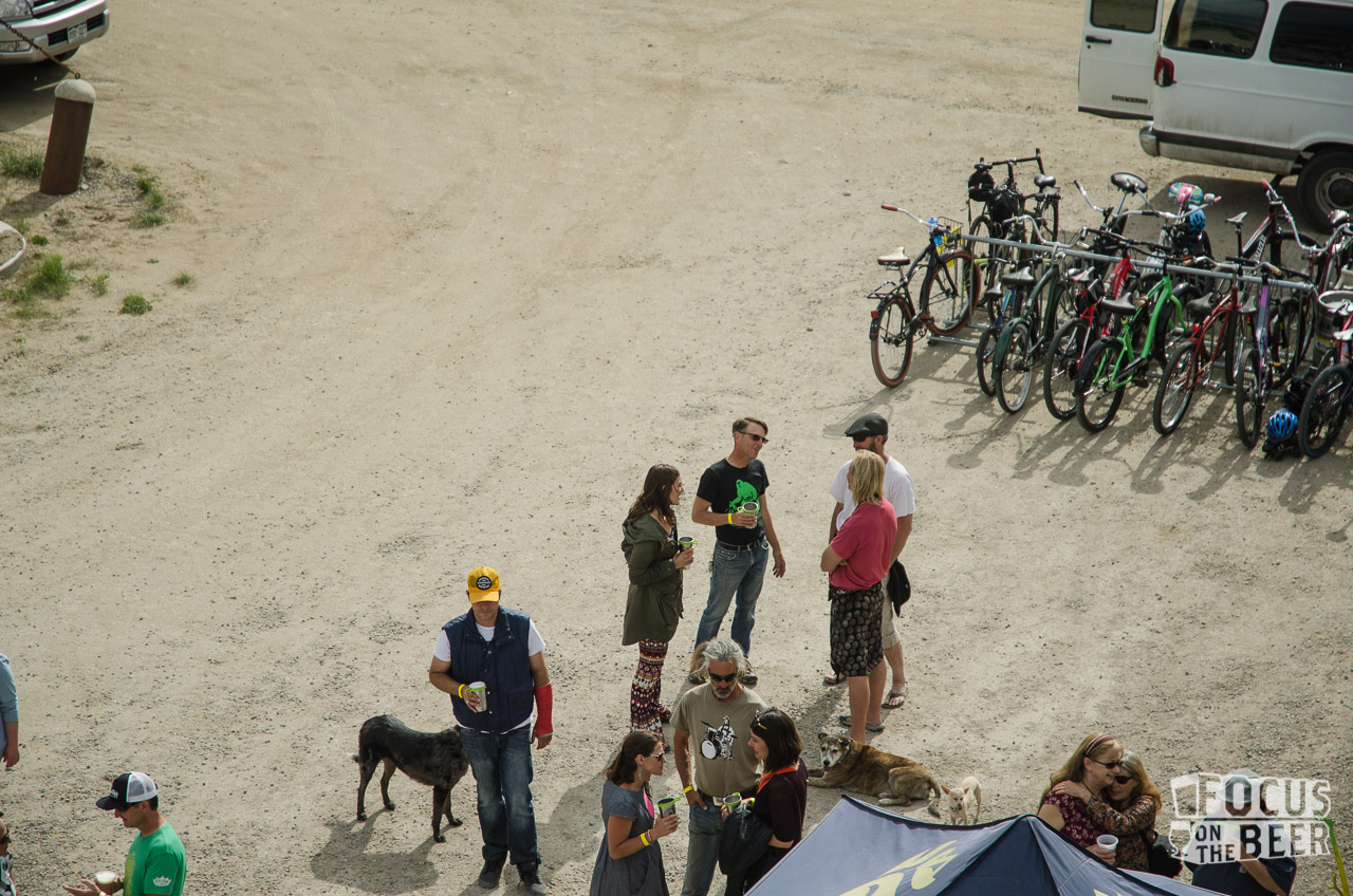 bike friendly, dog friendly, beer friendly...
