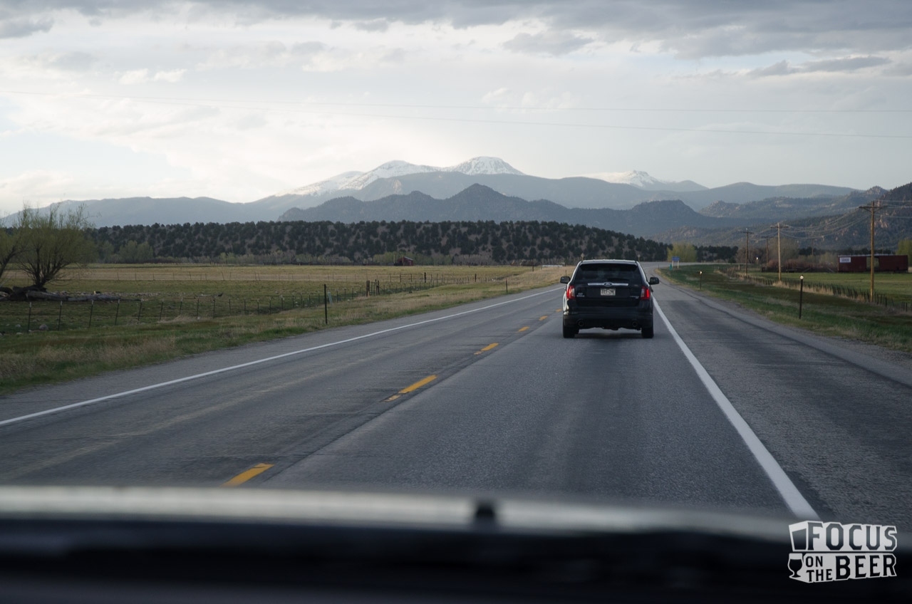 We love Colorado. Not much better scenery to see on the way home.