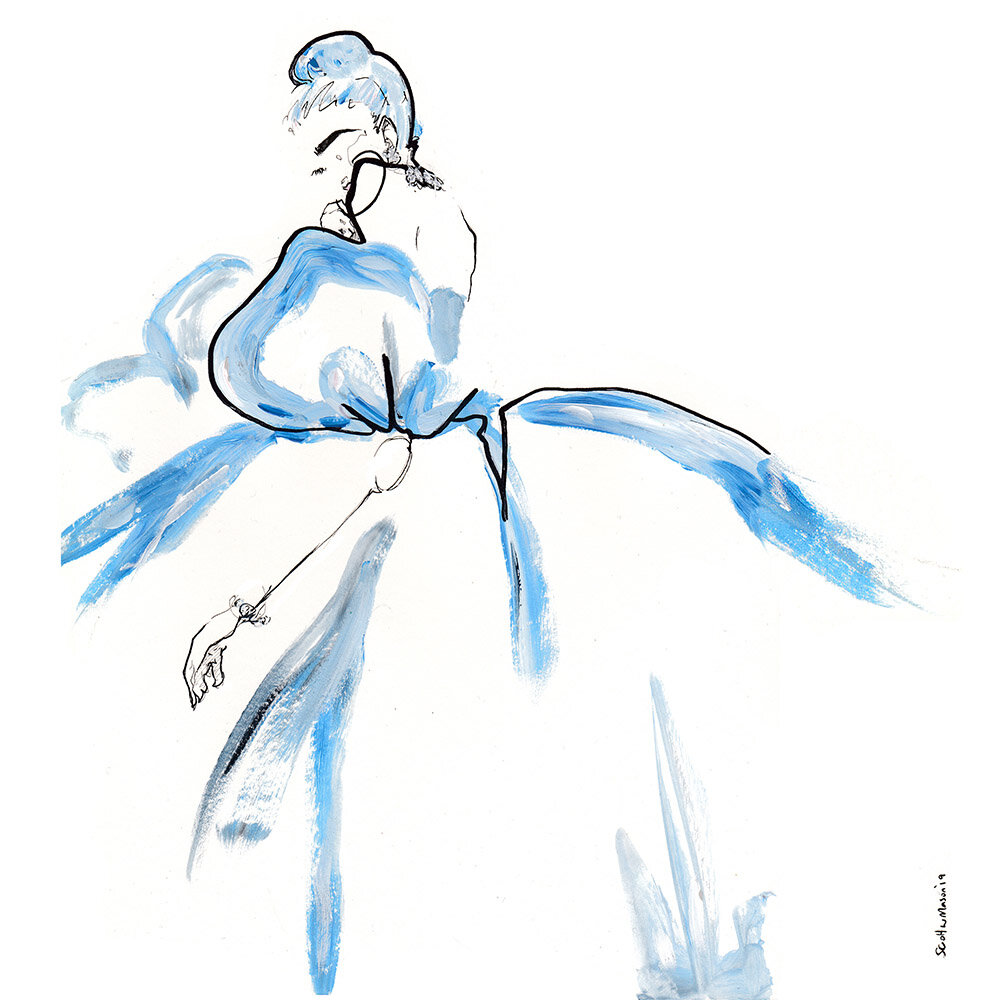 Lady Gaga In Maison Valentino