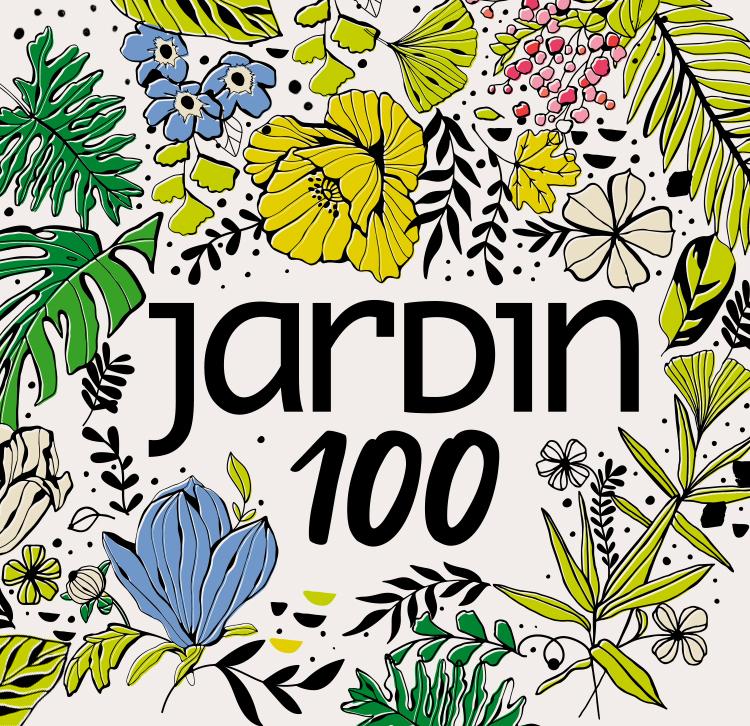 Jardin Magazine Aniversary — Mek Frinchaboy