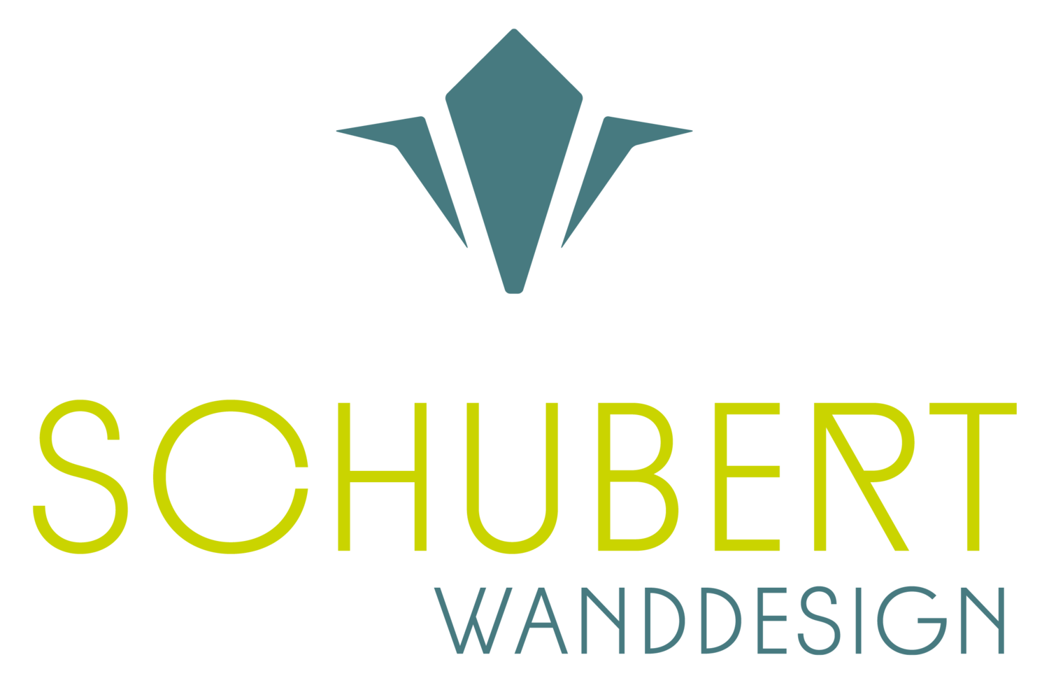 Schubert Wanddesign