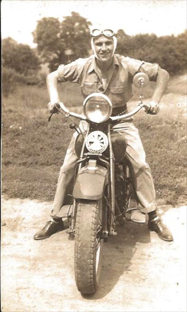 grandpa on his 1930s Indian motorcycle_1