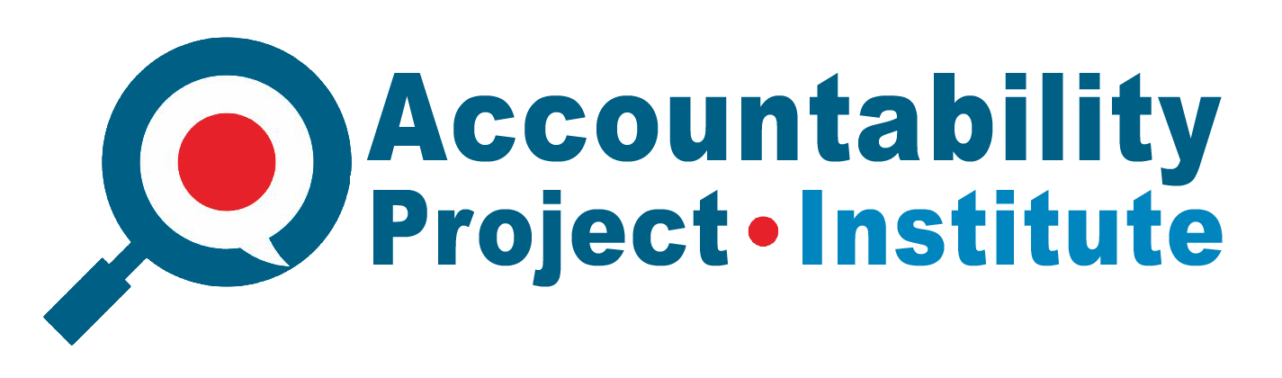 Accountability Project Institute