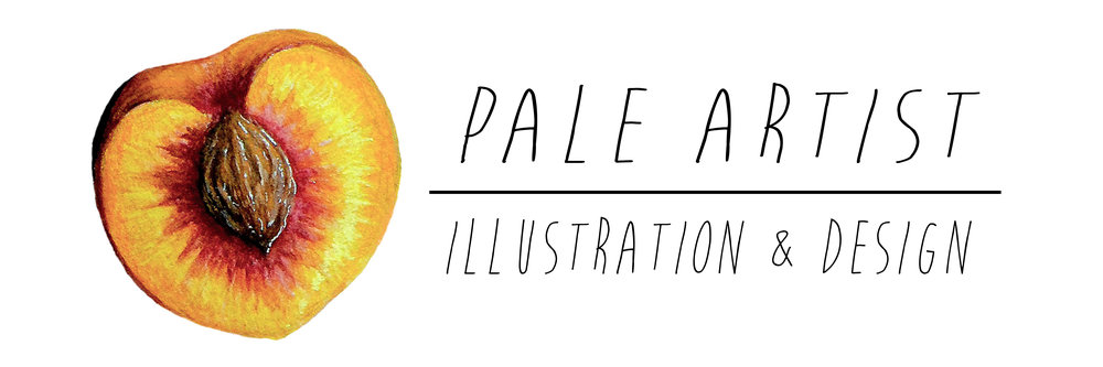 PALE ARTIST ILLUSTRATION & DESIGN