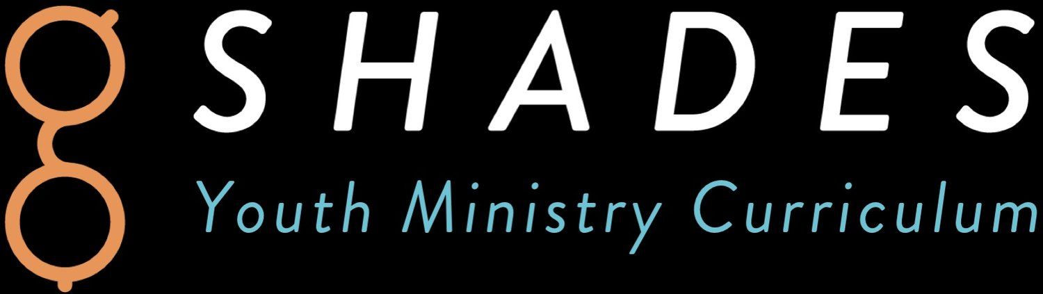 G Shades Youth Ministry Curriculum