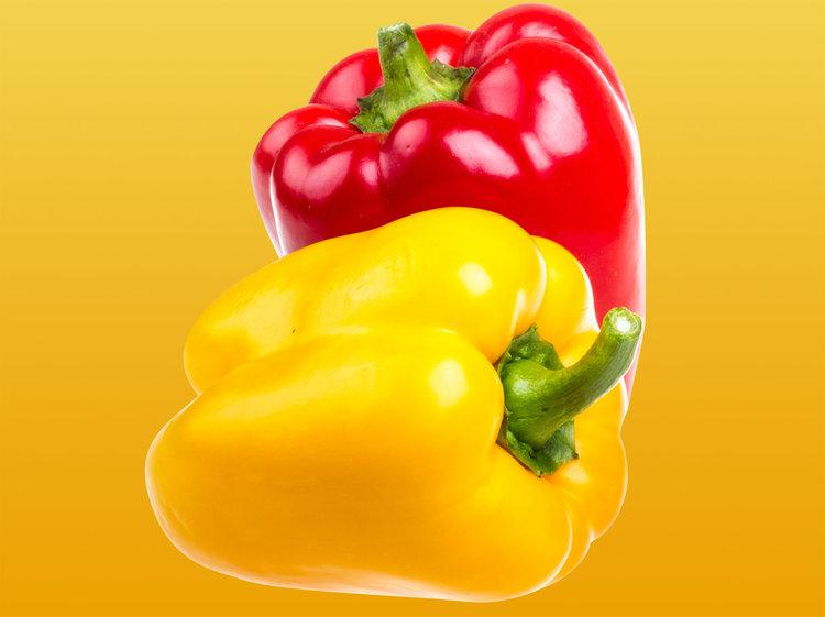 Mini poivron couleur (Mini Sweet Pepper)
