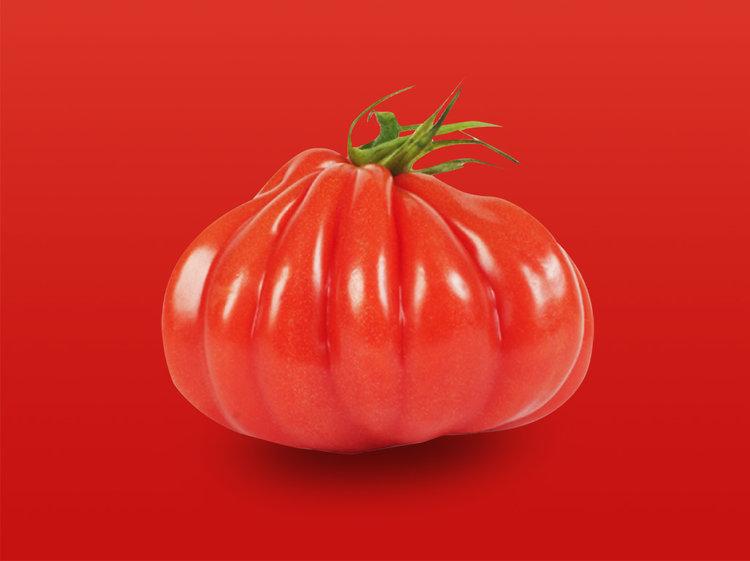 Tomate cœur de bœuf (Coraline)