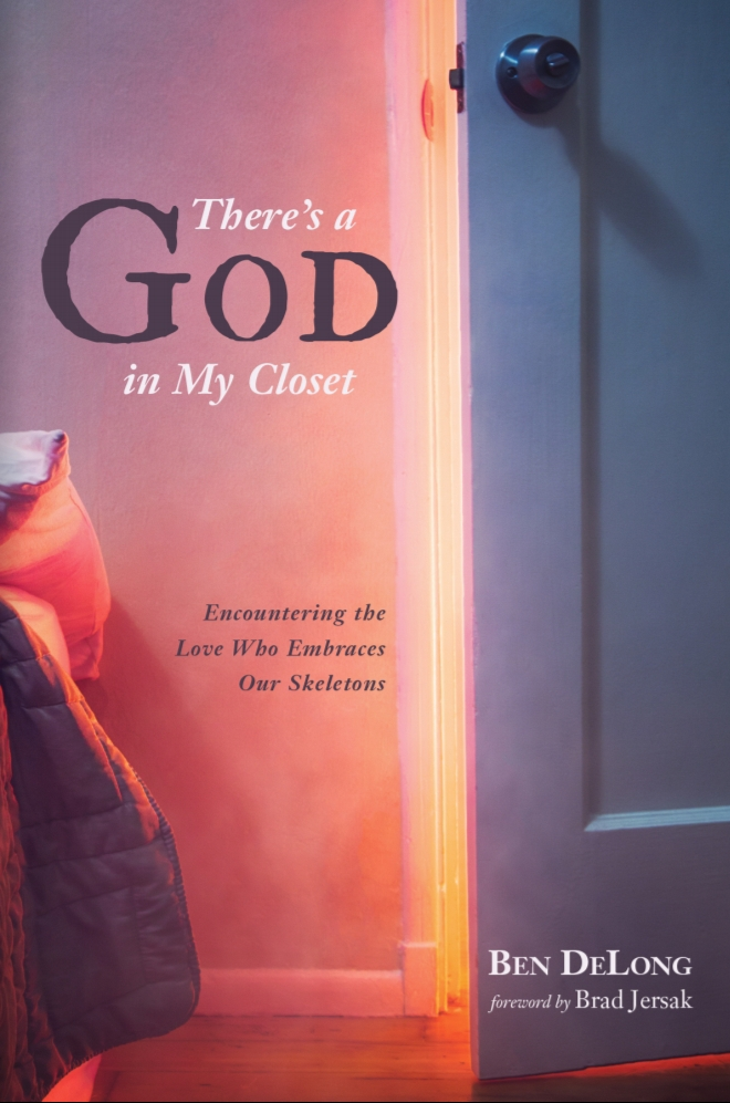 New Book: There's a god in my closet