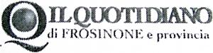 IL QUOTIDIANO di FROSINONE e provincia logo