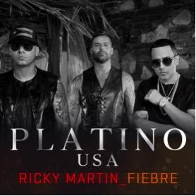 Fiebre De Ricky Martin Ft Wisin Y Yandel Certifica Disco De Platino Y Se Mantiene En Las Primeras Posiciones De Radio A Nivel Nacional Rondene Pr