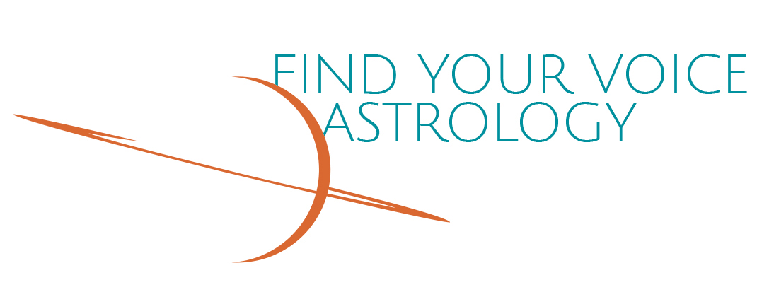 FIND YOUR VOICE ASTROLOGY