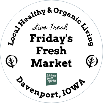 Friday's Fresh market