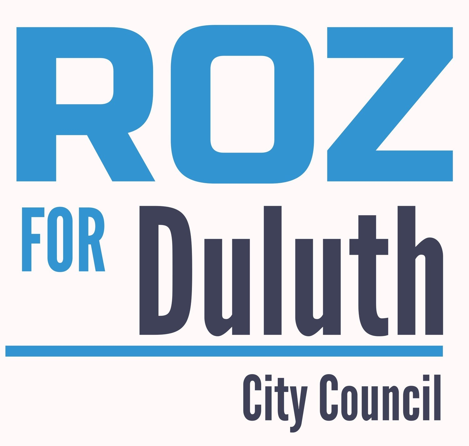 Roz for Duluth City Council