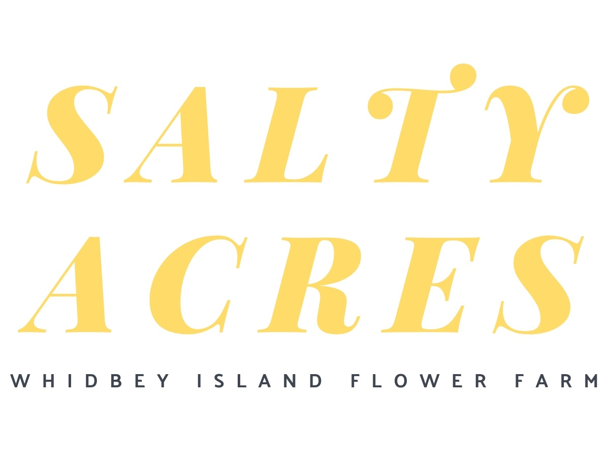 Salty Acres Whidbey Island Flower Farm