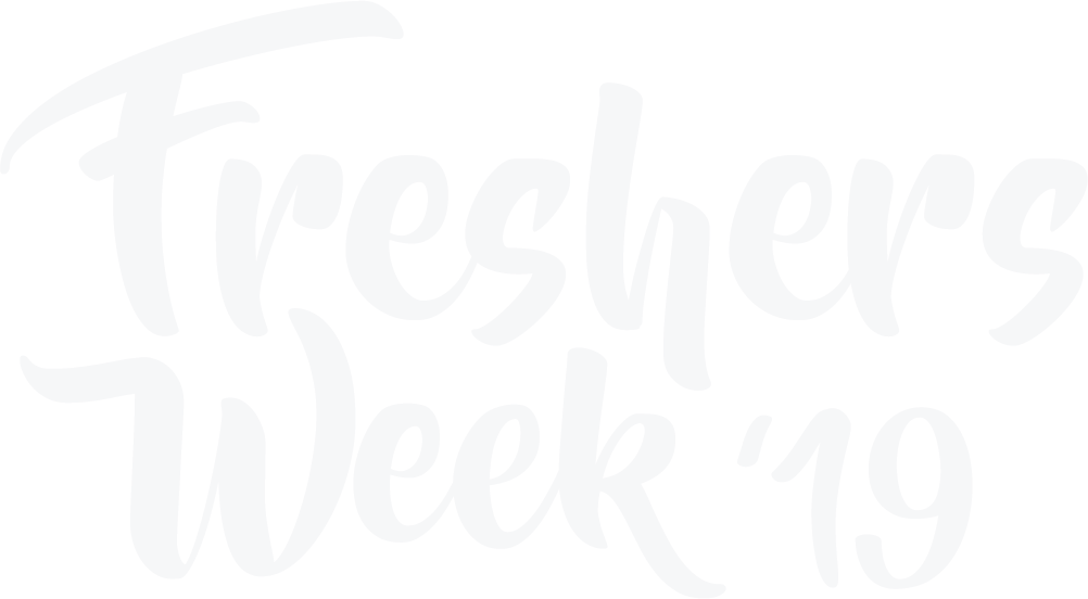 Northumbria Freshers' Week 2019