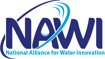 National Alliance for Water Innovation (NAWI) Logo