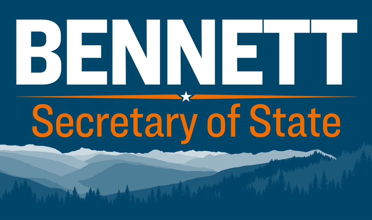 Bryce Bennett for Secretary of State